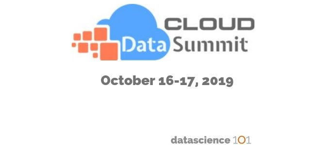 New Online Data Summit Coming Fall 2019