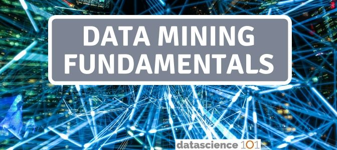 Fundamentals of Data Mining