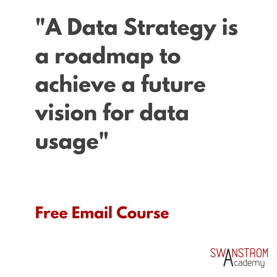 Data Strategy Email Course